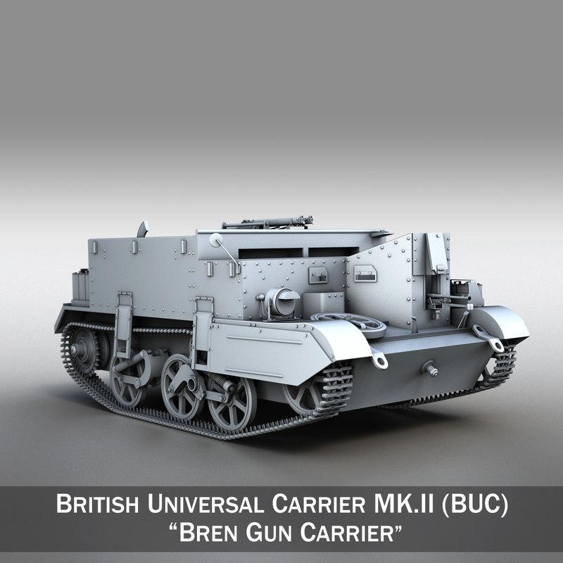 3D universal bren gun