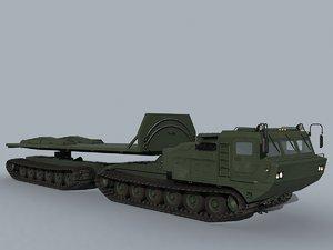vityaz dt-30-1 3D