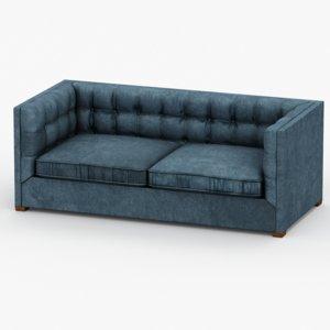 kennedy sofa 3D model