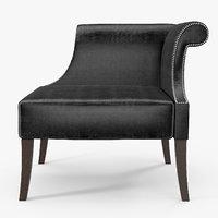 louise bradley winnington chair 3D model