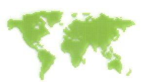 voxel world 3D model