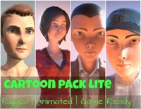 Cartoon Pack Lite