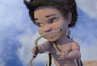 3D cupid model