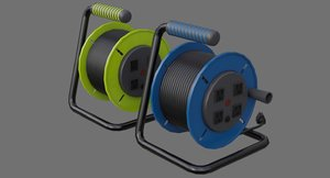 extension cord reel 1a model