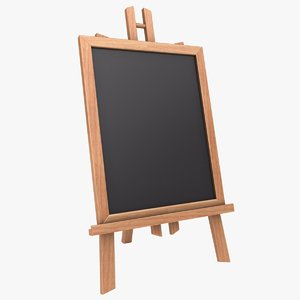 chalkboard 04 color 3 model