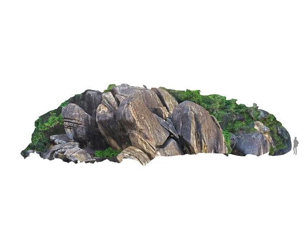 paradise island model