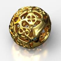 jewelry charm v2 pa 3D model