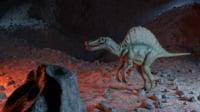Spinosaurus Dinosaur-like Creature 3D model