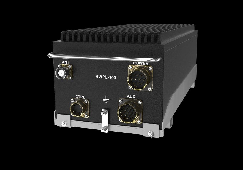 military radiostation 3D model