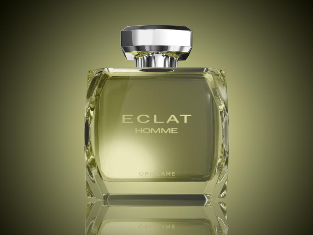 perfume bottle model