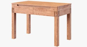 small table 3D model