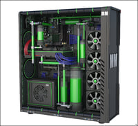 computer pc model