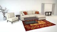 Classical sofa set