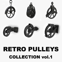 Retro pulley's collection vol.1