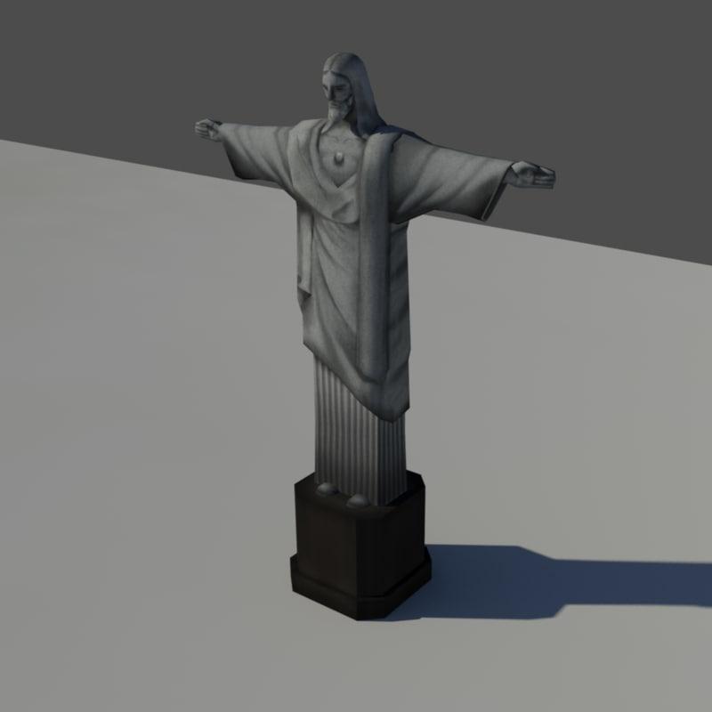 rio janeiro jesus model