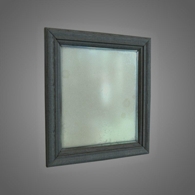 3D picture frame - pbr model