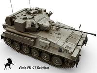 Alvis FV107 Scimitar