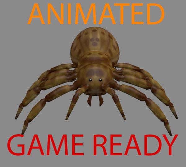spider 3D