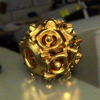 jewelry charm pa v1f 3D model