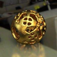 jewelry charm pa d14se62a 3D