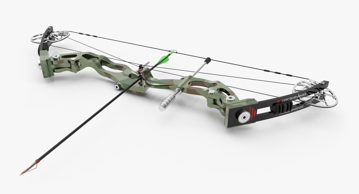 compound bow model