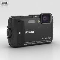 nikon coolpix aw130 3D