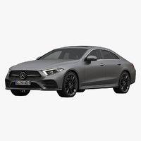 Mercedes-Benz CLS AMG Line 2019