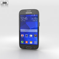 3D samsung galaxy ace model