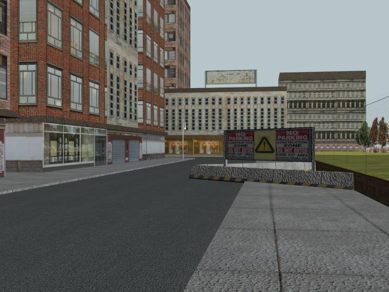 city drifting games model
