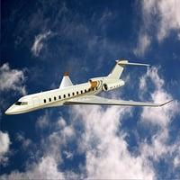 Bombardier global 8000 executive jet