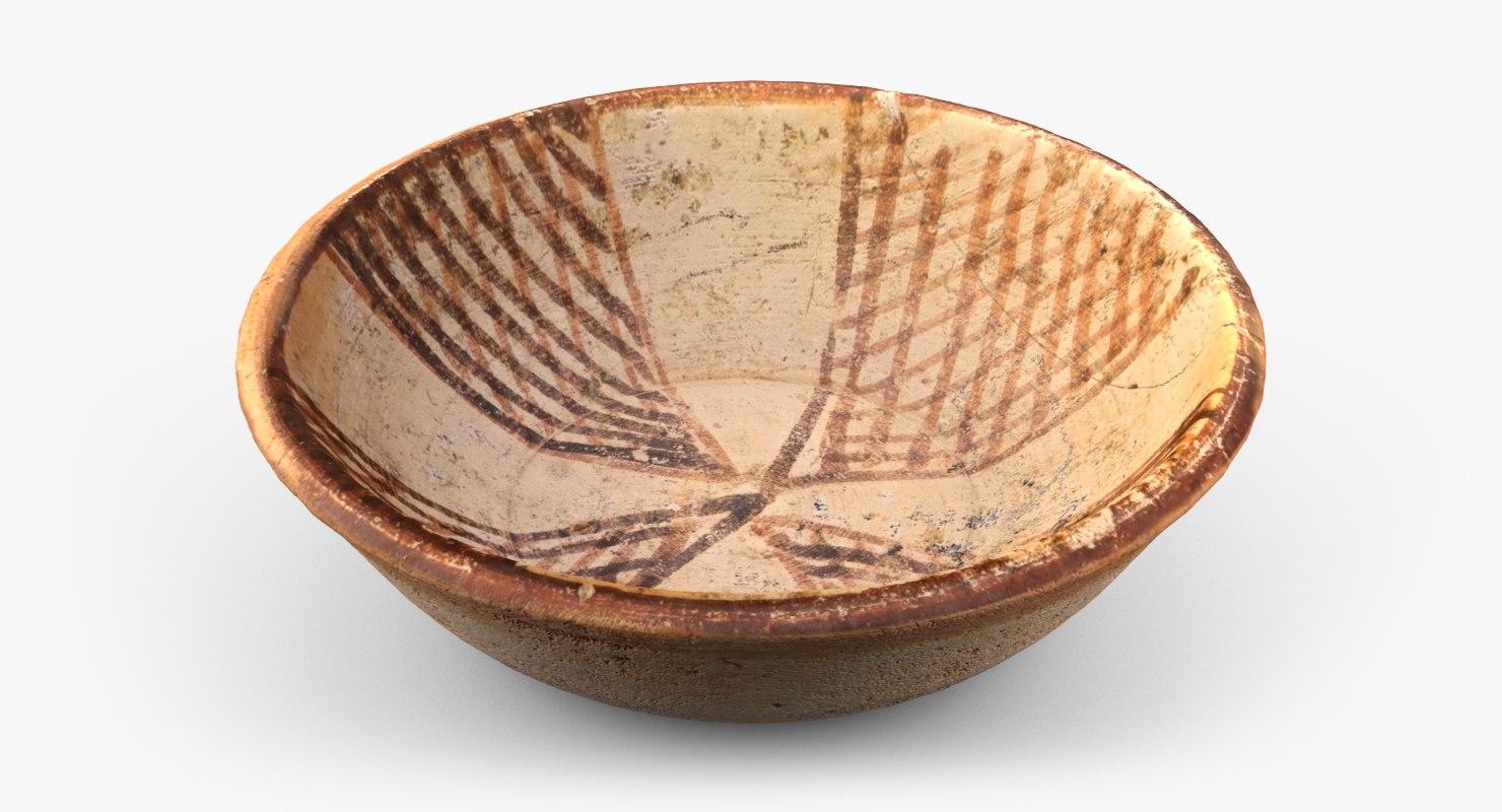 3D ancient saudi artifact