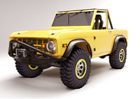 1966 Classic First Gen Rock crawling Ford bronco