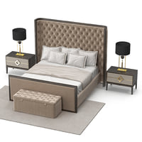 3D bed mayfair