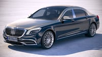 Mercedes Maybach 2019
