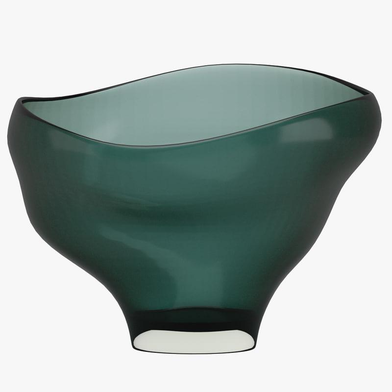 3D micheluzzi vase
