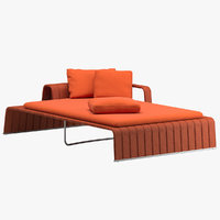 3D paola lenti daybed