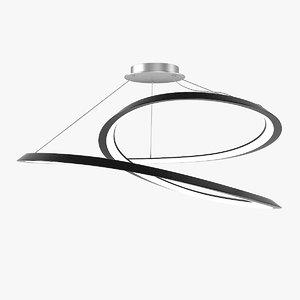3D kepler chandelier