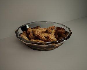 nut peanut model