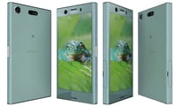 3D sony xperia xz1 compact model