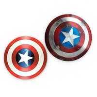 captain america shield 3D