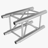 square truss 100 3D model