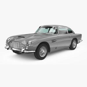 aston martin db5 1964 3D model