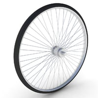 bicycle tyre cycle model