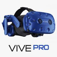 3D htc vive pro virtual