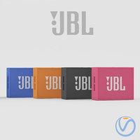 3D model jbl speaker