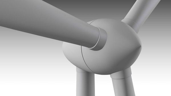 3D turbine wind