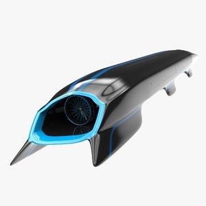 3d hyperloop hyper loop