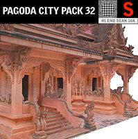 Pagoda City Pack 32