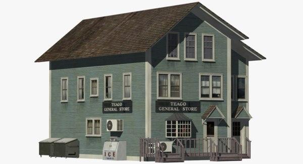 vintage general store model