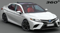 toyota camry xse 2018 model